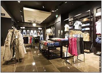 Local Estandar de Tienda Zara